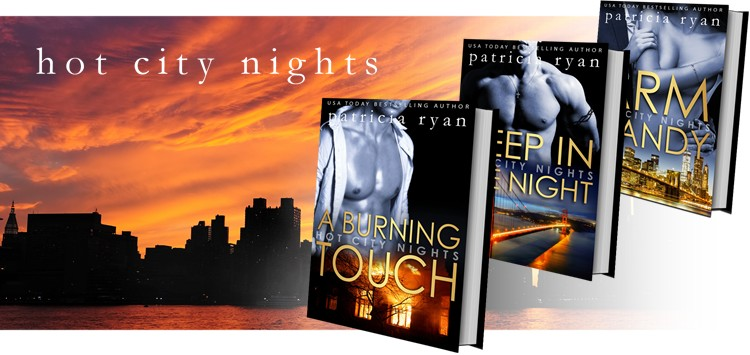 Hot City Nights Contemporary Romance Series