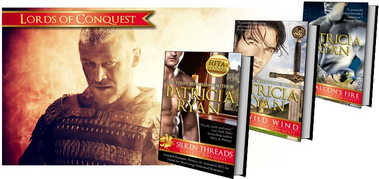 Lords of Conquest Medieval Romance Series