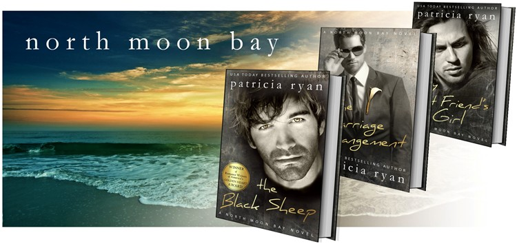 North Moon Bay Contemporary Romance series