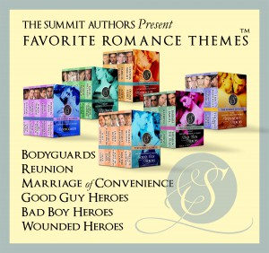 Summit Authors present Favorite Romance Themes